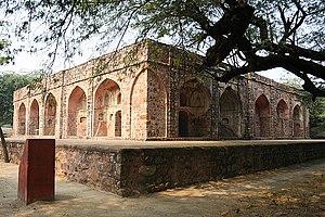 Tombs of Battashewala Complex - Bara Batasha before renovation