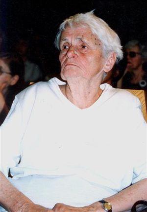 Barbara Skarga - Barbara Skarga, May 17, 2000