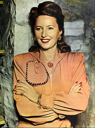 Screen Actors Guild Life Achievement Award - Image: Barbara Stanwyck 1943