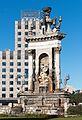Barcelona - Platz Espanya 002.jpg