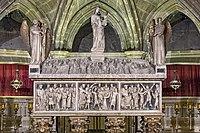 Barcelona Cathedral Interior - Ark of Santa Eulalia.jpg
