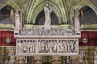 Ark of Santa Eulalia