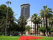 Barcelona Edificio Colón