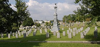 Confederate Monument of Bardstown - Image: Bardstown Confederate Memorial