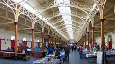 Tiverton Pannier Market Car Boot Sale