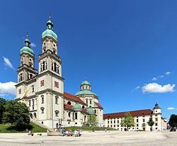 Church St. Lorenz Basilica