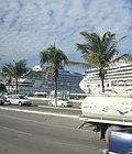 Bateaux au Port de Puerto Vallarta02.JPG