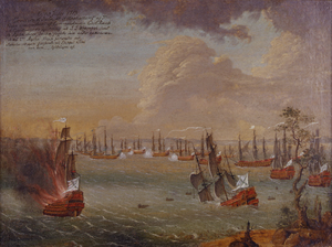 Battle of Hogland, 1713