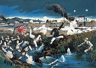 Battle of Tientsin battle in China in 1900