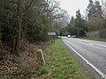 Battramsley, milestone - geograph.org.uk - 1705078.jpg