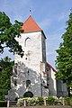 Bauskas Svētā Gara evaņģēliski luteriskā baznīca, Plūdoņa iela 13a, Bauska, Latvia - panoramio.jpg