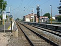 Bavinchove - Oxelaere (Nord, Fr) gare de Cassel.JPG