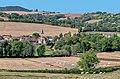 Bazoches mit Pfarrkirche Saint Hilaire.jpg