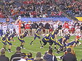 Bears on offense at 2009 Poinsettia Bowl 14.JPG