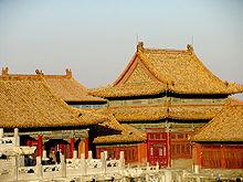 Case Tradizionali Cinesi : Architettura cinese wikipedia