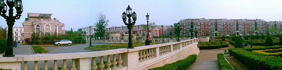 Beijing suburb (Original picture enhanced)
