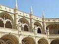 Belem - Mosteiro dos Jeronimos, chiostro 01.JPG