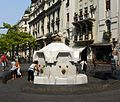 Belgrade - Delijska Fountain.JPG