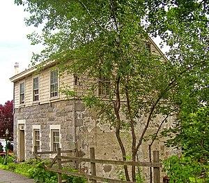 Belknap Stone House - House in 2007