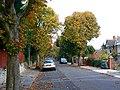 Belmont Crescent, Old Town, Swindon - geograph.org.uk - 597947.jpg