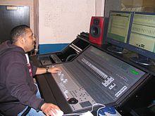 Mixing Console Wikipedia