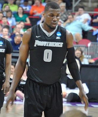 Ben Bentil - Bentil playing for Providence in 2016