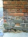 Benchmark on building at junction of Pusey Street and Pusey Lane - geograph.org.uk - 2016113.jpg