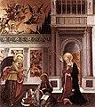 Benedetto Bonfigli - Annunciation - WGA2412.jpg