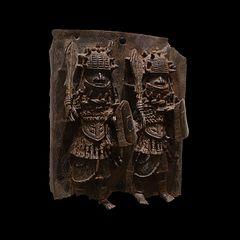 Benin sculpture-73.1997.4.1
