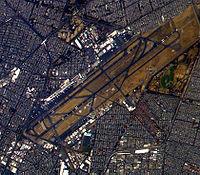 Aeropuerto Internacional de la Ciudad de México.