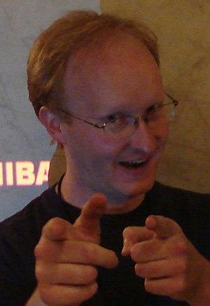 Benjamin Heckendorn - Benjamin Heckendorn at Midwest Gaming Classic 2007