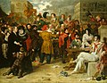 Benjamin Robert Haydon (1786-1846) - The Mock Election - RCIN 405824 - Royal Collection.jpg
