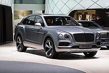 Bentley bentayga length