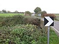 Bere Regis - Lane End - geograph.org.uk - 1560686.jpg
