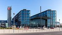 Berlin Hauptbahnhof, Südfassade, 160505, ako.jpg