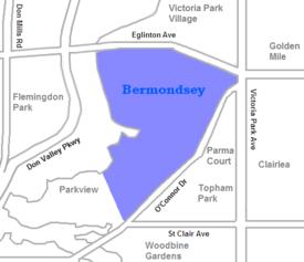 Bermondsey, Toronto - Wikipedia