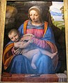 Bernardino luini, madonna col bambino.JPG