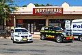Berrigan NSW Police 150th Anniversary Police Car 002.JPG