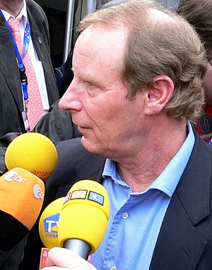 Berti Vogts - Vogts, pictured in 2006.