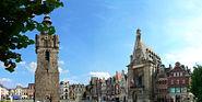 Bethune beffroi et mairie 1544x778