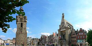 Béthune Subprefecture and commune in Hauts-de-France, France