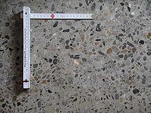 Zement beton unterschied
