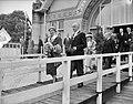 Bezoek Luxemburgs groot-hertogelijk paar. Derde dag. Rotterdam, Bestanddeelnr 907-8116.jpg
