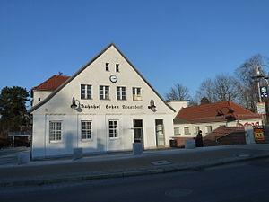 Hohen Neuendorf station - Image: Bf hohenneuendorf 1