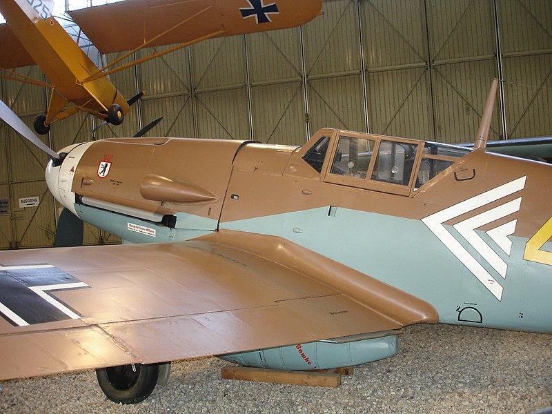 Fájl:Bf 109 Gustav Rödel.JPG