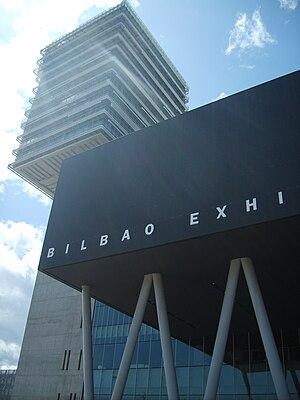 Bilbao Exhibition Centre. Español: Bilbao Exhi...