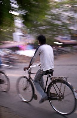 Bicycles in India 04