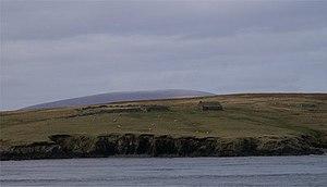 Bigga, Shetland - Bigga
