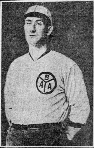 Bill Crouch (1910s pitcher) - Image: Bill Crouch