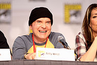 Billy West na Comic Conu v San Diegu
